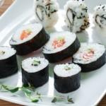 Sushi je stále oblíbenější delikatesou