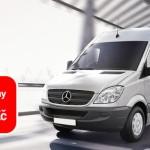 Stěhování nejlépe s vozem z nejlevnější půjčovny dodávek Brno