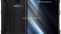 Doogee S90 oranzovy