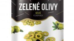 zelene olivy